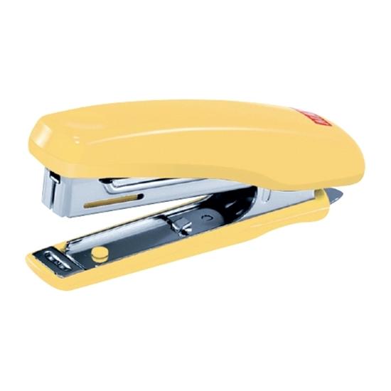 รูปภาพของ เครื่องเย็บกระดาษ MAX HD-10D สีเหลือง
