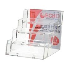 รูปภาพของ กล่องใส่นามบัตร เอคโค 4BC93 4 ชั้น แนวนอน
