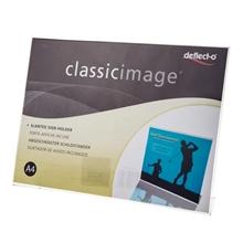 รูปภาพของ ป้ายใส่โบรชัวร์ ดีเฟลคโต้ 47301-TL แนวนอน
