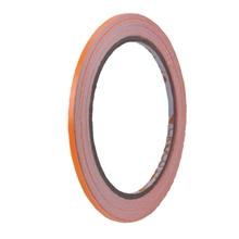 รูปภาพของ เทปPVCตีเส้นเนื้อเงา Croco 3มม. X 9y สีส้มสะท้อนแสง