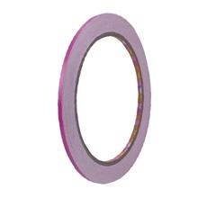 รูปภาพของ เทปPVCตีเส้นเนื้อเงา Croco 5มม. X 9y สีชมพูสะท้อนแสง