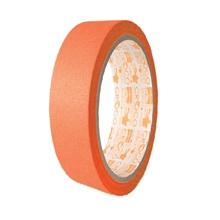 """รูปภาพของ กระดาษกาวย่นสีครอคโค 1""""x15y สีส้ม"""