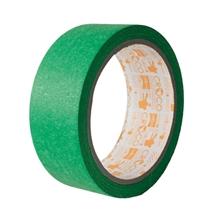"""รูปภาพของ กระดาษกาวย่นสีครอคโค 1 1/2""""x15y สีเขียว"""