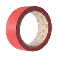 """รูปภาพของ กระดาษกาวย่นสีครอคโค 2""""x 15y สีแดง"""