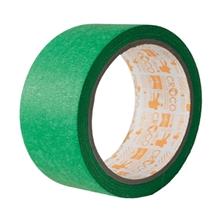 """รูปภาพของ กระดาษกาวย่นสีครอคโค 2""""x 15y สีเขียว"""