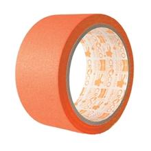 """รูปภาพของ กระดาษกาวย่นสีครอคโค 2""""x 15y สีส้ม"""