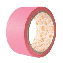 """รูปภาพของ กระดาษกาวย่นสีครอคโค 2""""x 15y สีชมพู"""