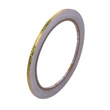 รูปภาพของ เทป PVC เส้นเลเซอร์Croco 3มมx9หลา ทอง