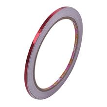 รูปภาพของ เทป PVC เส้นเลเซอร์Croco 3มมx9หลา แดง