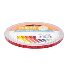 รูปภาพของ เทป PVC เส้นเลเซอร์Croco 5มมx9หลา แดง
