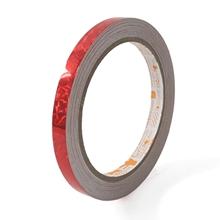 รูปภาพของ เทป PVC เส้นเลเซอร์Croco 9มมx9หลา แดง