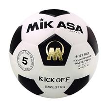 รูปภาพของ ลูกฟุตบอลหนังอัด Synthetic Leather MIKASA รุ่น SWL310S เบอร์ 5 สีขาว/ดำ