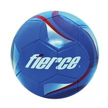 รูปภาพของ ลูกฟุตบอลหนังเย็บ fierce รุ่น MS PVC S5 Light Blue เบอร์ 5 สีน้ำเงิน