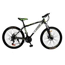 รูปภาพของ จักรยานเสือภูเขา TANK รุ่น TK-426 ขนาด 26 นิ้ว สีดำ/เขียว