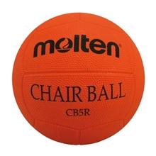 รูปภาพของ แชร์บอลยาง molten รุ่น CB5R เบอร์ 5 สีส้ม