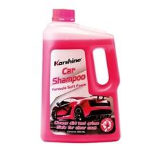รูปภาพของ แชมพูล้างรถ Karshine Car Shampoo Soft Foam กลิ่น Flower-ชมพู ขนาด 2,000ml