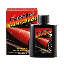 รูปภาพของ น้ำยาลบรอยขีดข่วนและขจัดคราบสกปรกสีรถ Karshine Back To Back ขนาด 150ml