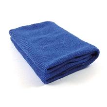 รูปภาพของ ผ้าไมโครไฟเบอร์ 300g ขนาด 200X100 ซม. สีน้ำเงิน