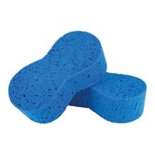 รูปภาพของ ฟองน้ำล้างรถอเนกประสงค์ สีน้ำเงิน (แพ็ค 2 ชิ้น)