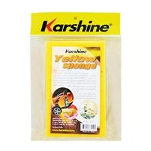 รูปภาพของ ฟองน้ำล้างรถ และทำความสะอาด Karshine Yellow Sponge
