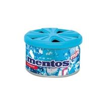 รูปภาพของ น้ำหอมออแกนิกปรับอากาศ mentos ขนาด 54g กลิ่น Mint สีฟ้า