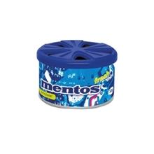 รูปภาพของ น้ำหอมออแกนิกปรับอากาศ mentos ขนาด 54g กลิ่น Fresh Mojito สีน้ำเงิน
