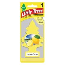 รูปภาพของ แผ่นน้ำหอมปรับอากาศ Little Trees กลิ่น Lemon Grove