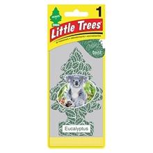 รูปภาพของ แผ่นน้ำหอมปรับอากาศ Little Trees กลิ่น Eucalyptus