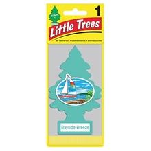 รูปภาพของ แผ่นน้ำหอมปรับอากาศ Little Trees กลิ่น Bayside Breeze