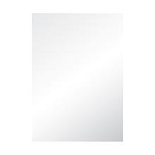 รูปภาพของ แผ่นสติ๊กเกอร์พีวีซี53X70เซนติเมตรสีขาว