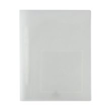 รูปภาพของ แฟ้มเจาะพลาสติก ฟลามิงโก้ 952A A4 ใส
