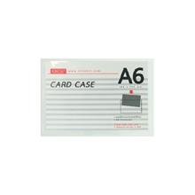 รูปภาพของ ซองเอกสารพลาสติกแข็ง ออร์ก้า PVC สีใส ขนาด A6