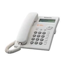 รูปภาพของ โทรศัพท์พานาโซนิค KX-TSC11MX แบบโชว์เบอร์โทร สีขาว