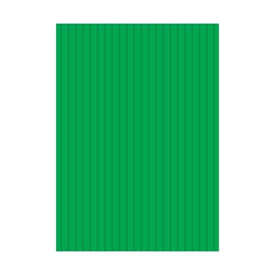 รูปภาพของ ฟิวเจอร์บอร์ด 65x122ซม. หนา 3 มม. สีเขียว