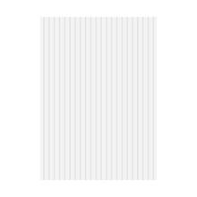 รูปภาพของ ฟิวเจอร์บอร์ด 65x122 ซม. หนา 3 มม. สีขาว