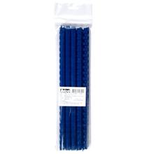 รูปภาพของ สันห่วงพลาสติก อิบีโก้12 มิลลิเมตร สีน้ำเงิน (แพ็ค10 อัน)