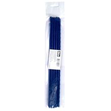 รูปภาพของ สันห่วงพลาสติก อิบีโก้51 มิลลิเมตร สีน้ำเงิน (แพ็ค10 อัน)