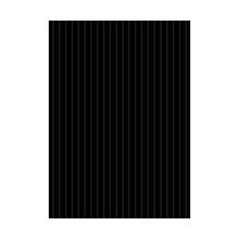 รูปภาพของ ฟิวเจอร์บอร์ด ขนาด 65x122 ซม. หนา 3 มม. สีดำ