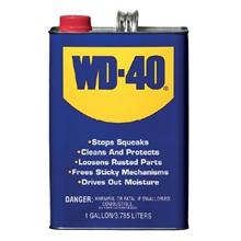 รูปภาพของ น้ำมันอเนกประสงค์ WD-40 ขนาด 1 แกลลอน