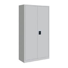 รูปภาพของ ตู้เอกสารเหล็กบานเปิด 5ชั้น MET-W02A สีเทาขาว
