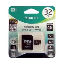 รูปภาพของ Apacer Micro SDHC Class10 Memory Card 32GB