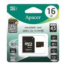 รูปภาพของ Apacer Micro SDHC Class10 Memory Card 16GB
