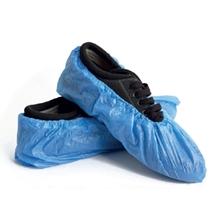 รูปภาพของ ถุงครอบรองเท้า แบบหนา ฟ้า (PAC 50 คู่)