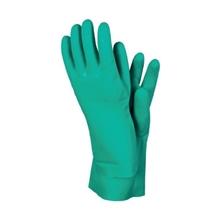 รูปภาพของ ถุงมือยางทนต่อสารเคมีรุนแรง TEKK ขนาดใหญ่