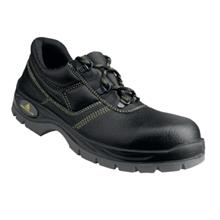 รูปภาพของ รองเท้านิรภัยหุ้มส้น DELTA PLUS รุ่น JET Size 45 หนังแท้ สีดำ