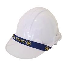 รูปภาพของ หมวกนิรภัย R-Antinoc (ปรับหมุน) สีขาว