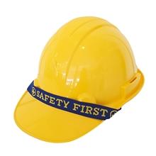 รูปภาพของ หมวกนิรภัย R-Antinoc (ปรับหมุน) สีเหลือง