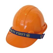 รูปภาพของ หมวกนิรภัย R-Antinoc (ปรับหมุน) สีส้ม