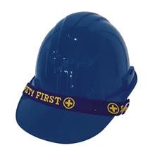 รูปภาพของ หมวกนิรภัย R-Antinoc (ปรับหมุน) สีน้ำเงิน