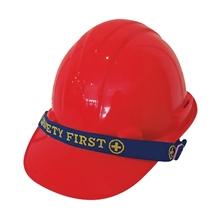 รูปภาพของ หมวกนิรภัย R-Antinoc (ปรับเลื่อน) สีแดง